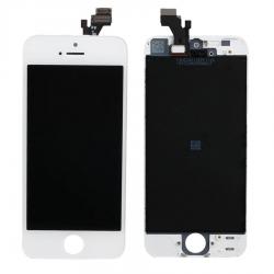 iPhone 5 - LCD display a dotyková plocha biela